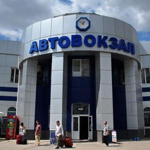 Автовокзалы Борисовки