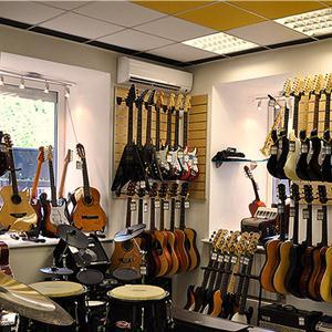 Музыкальные магазины Борисовки