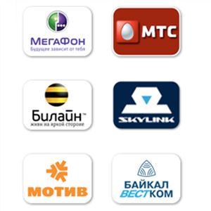 Операторы сотовой связи Борисовки
