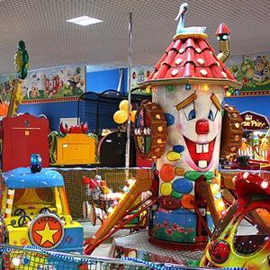 Развлекательные центры Борисовки