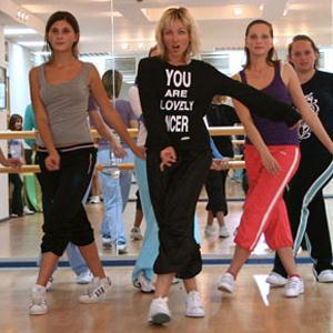 Школы танцев Борисовки
