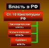 Органы власти в Борисовке