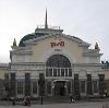 Железнодорожные вокзалы в Борисовке
