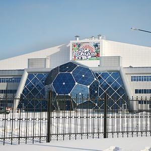 Спортивные комплексы Борисовки