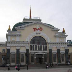 Железнодорожные вокзалы Борисовки
